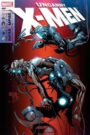 Uncanny X-Men (1963) #481