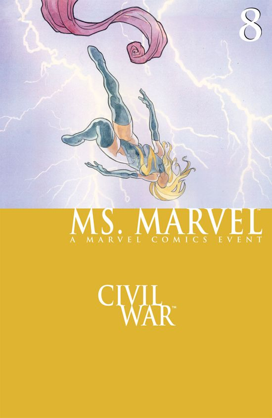 Ms. Marvel (2006) #8