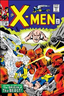 Uncanny X-Men (1963) #15