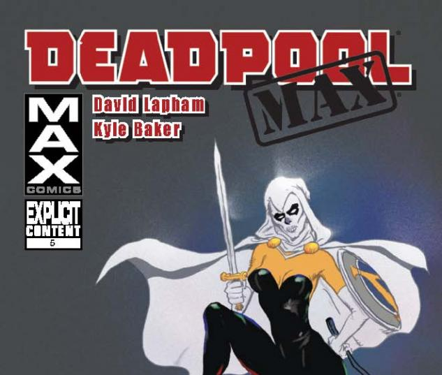 Deadpool Max #5