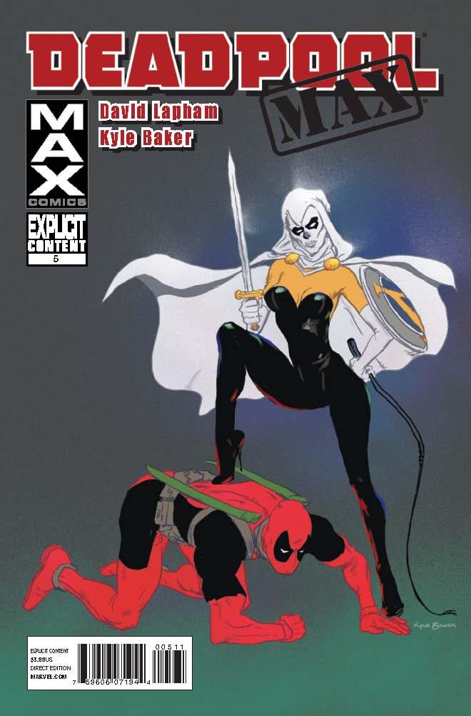 Deadpool Max (2010) #5