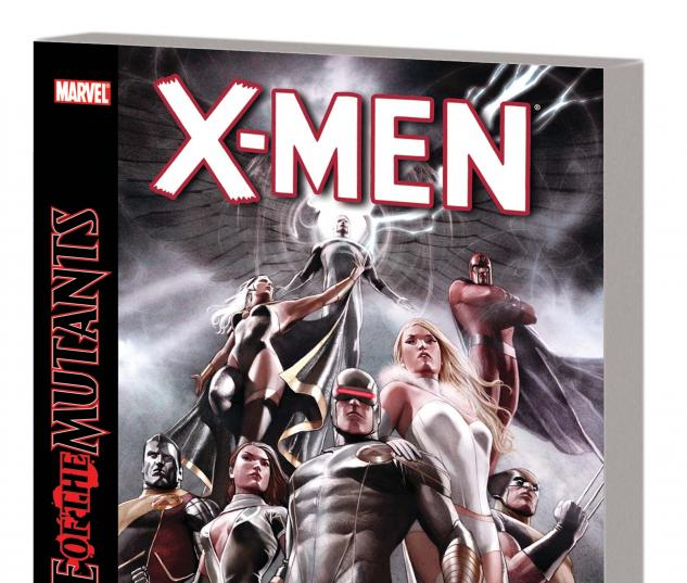 X-MEN: CURSE OF THE MUTANTS TPB