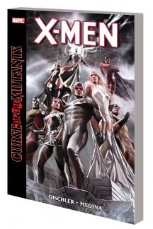 X-MEN: CURSE OF THE MUTANTS TPB (Trade Paperback)