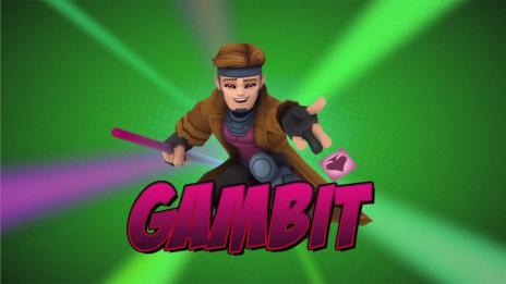 Super Hero Squad Online: Gambit Vignette