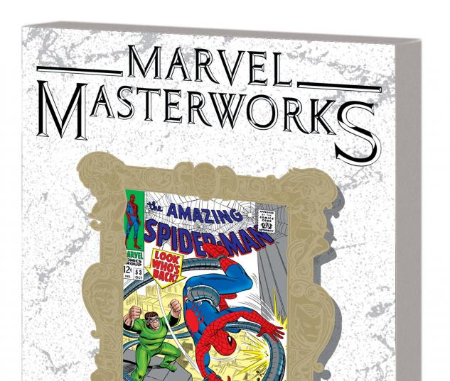 Marvel Masterworks: Golden Age Marvel Comics Vol. 6 (Variant) #1