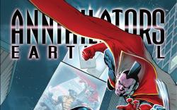 Annihilators: Earthfall (2011) #1, Variant