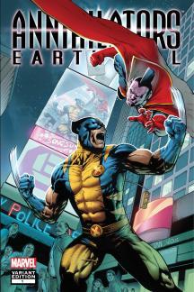 Annihilators: Earthfall (2011) #1 (Variant)