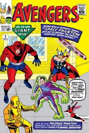 Avengers (1963) #2