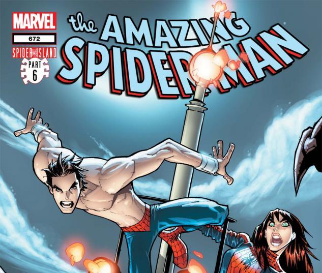 Amazing Spider-Man (1999) #672