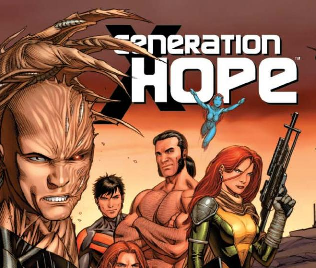 GENERATION HOPE 13 KEOWN VARIANT (XREGB)