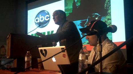 NYCC 2011: Marvel Television Presents Panel