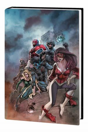 UNCANNY X-FORCE: OTHERWORLD PREMIERE HC (Hardcover)