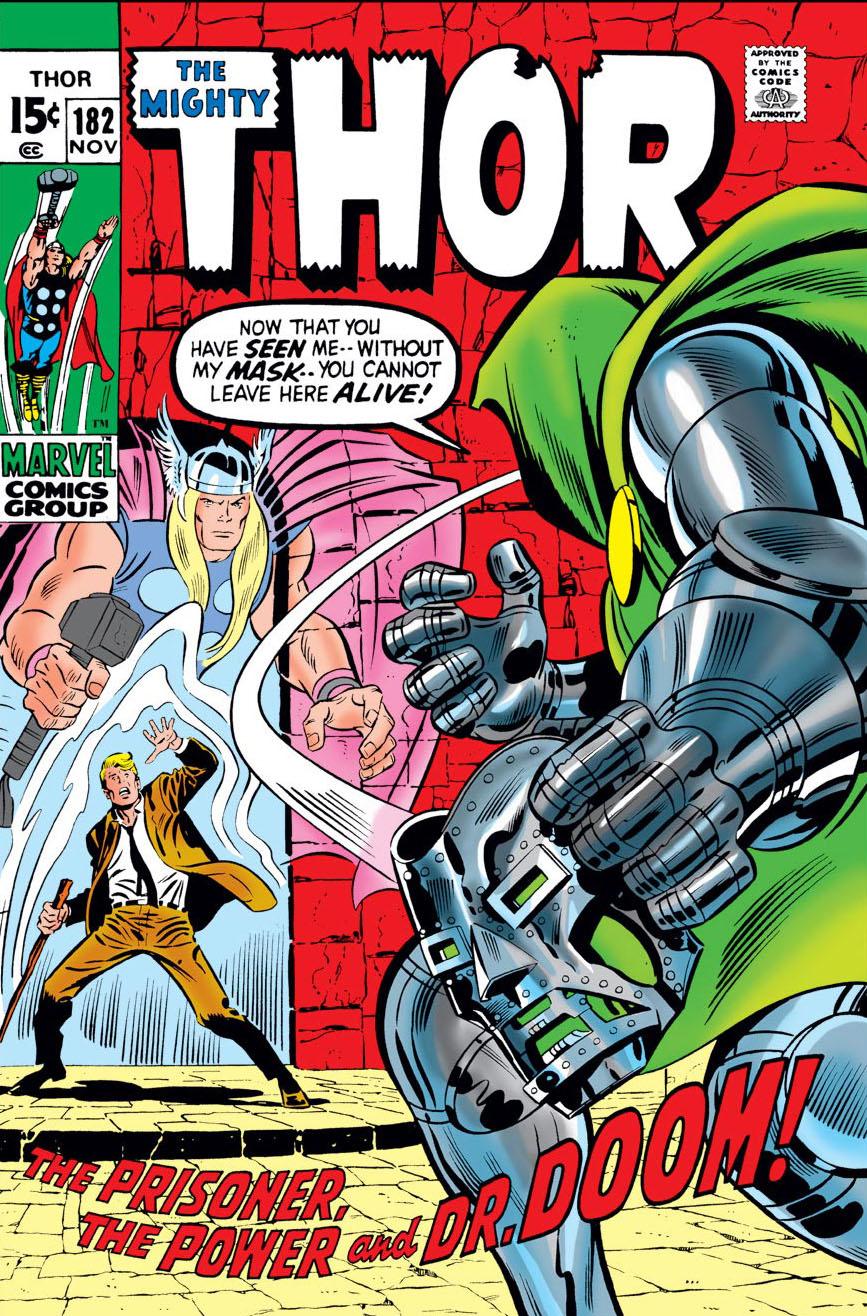 Thor (1966) #182