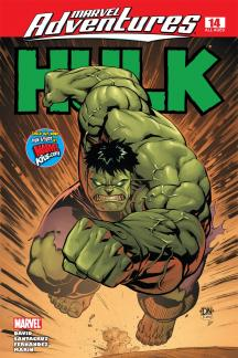 Marvel Adventures Hulk #14