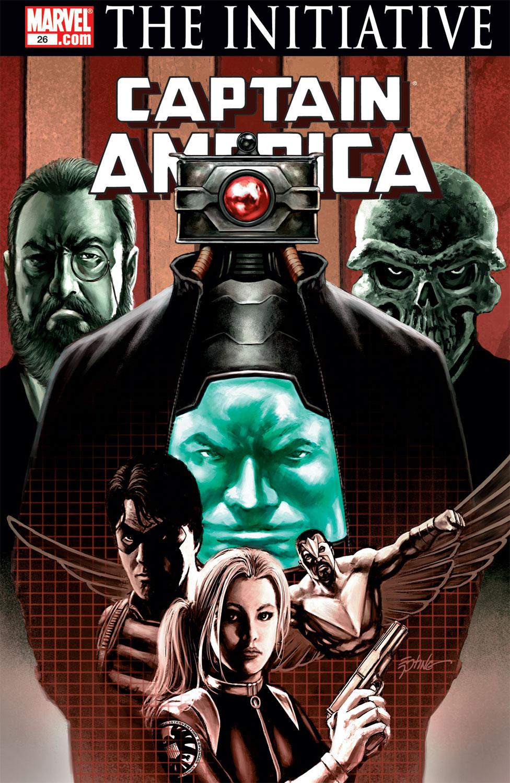 Captain America (2004) #26