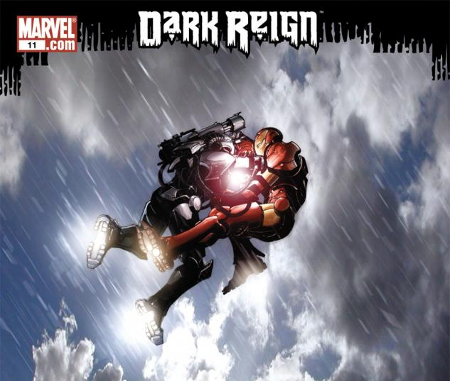 Invincible Iron Man (2008) #11