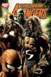 New Avengers (2004) #8