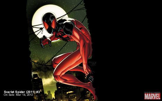 Scarlet Spider (2011) #3