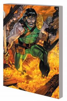 HERC: PRODIGAL GOD TPB (Trade Paperback)