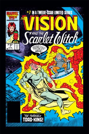 Vision and the Scarlet Witch #7