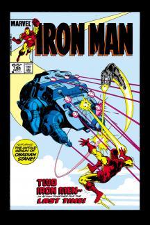 Iron Man (1968) #198