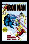 Iron Man (1968) #198 Cover