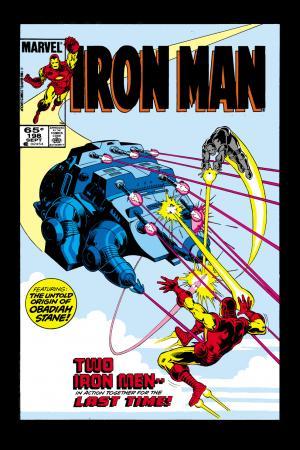 Iron Man #198