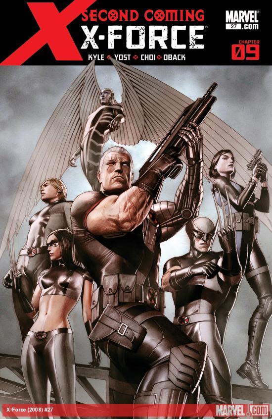 X-Force (2008) #27
