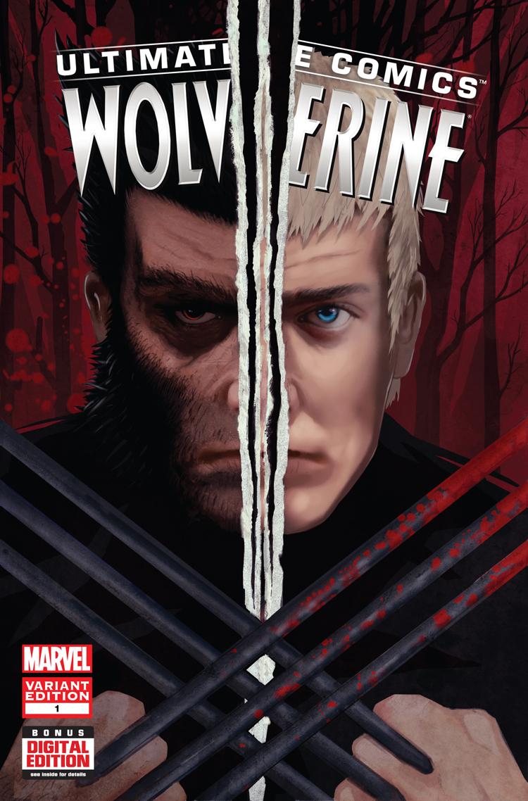 Ultimate Comics Wolverine (2013) #1 (Torvenius Variant)