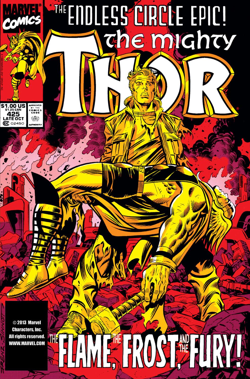 Thor (1966) #425