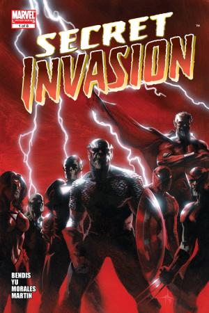 Secret Invasion  #1