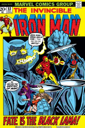 Iron Man (1968) #53