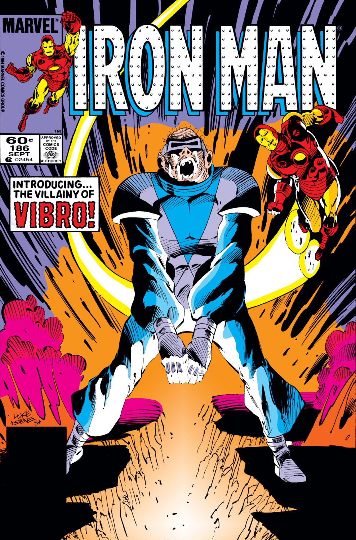 Iron Man (1968) #186