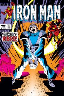 Iron Man #186