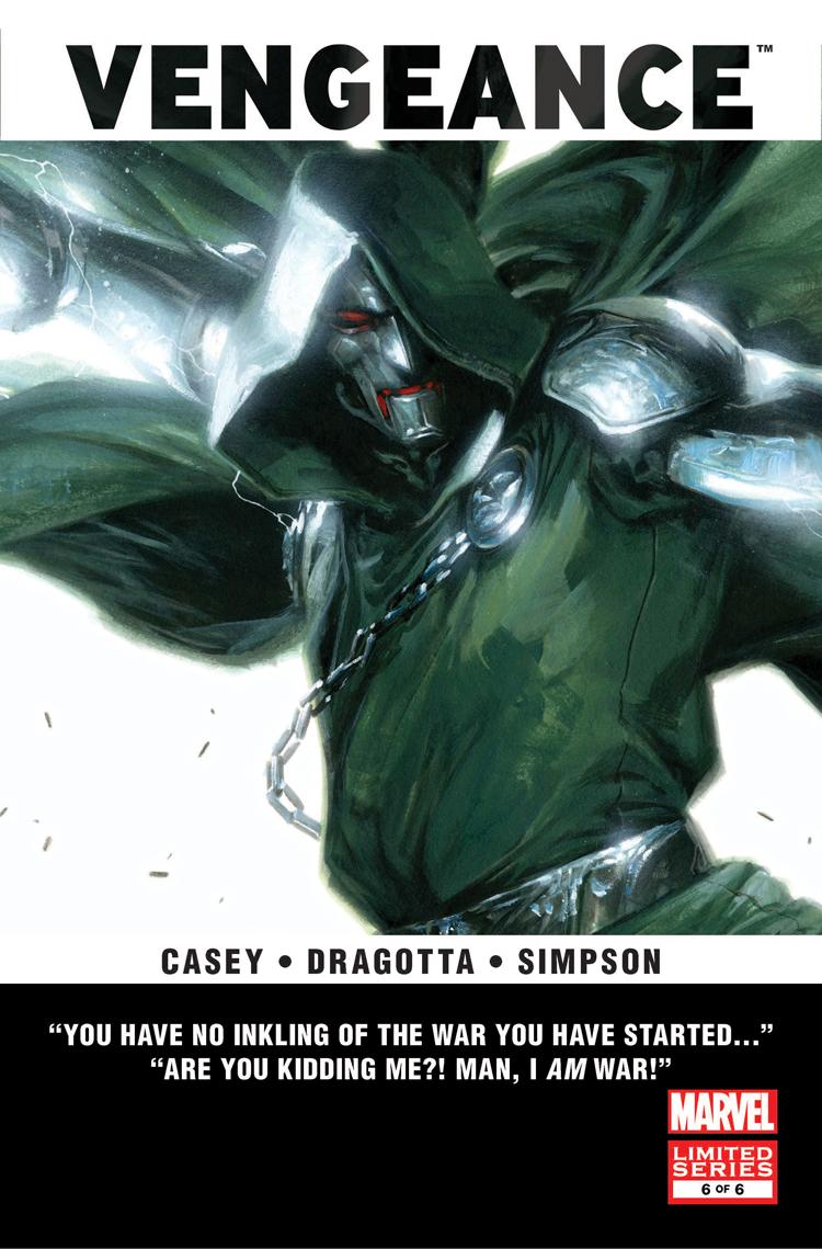Vengeance (2011) #6