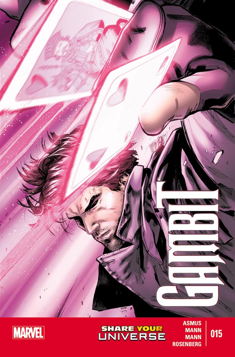 Gambit (2012) #15