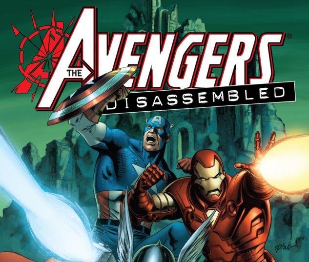 Avengers Disassembled: Iron Man, Thor & Captain America (2009)