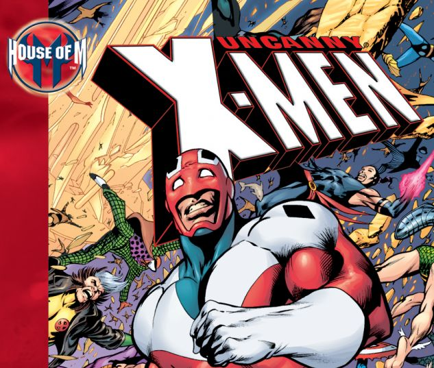 House of M: Uncanny X-Men (2006) HC