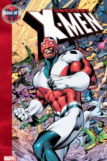 House of M: Uncanny X-Men (Trade Paperback)