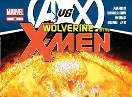 Wolverine & the X-Men (2011) #13