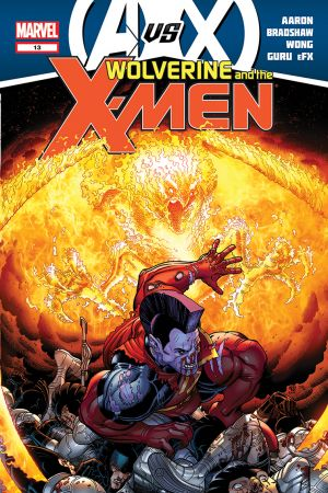 Wolverine & the X-Men #13