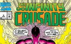 Infinity Crusade (1993) #3
