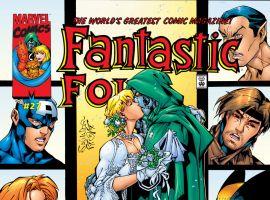 Fantastic Four (1998) #27 Cover