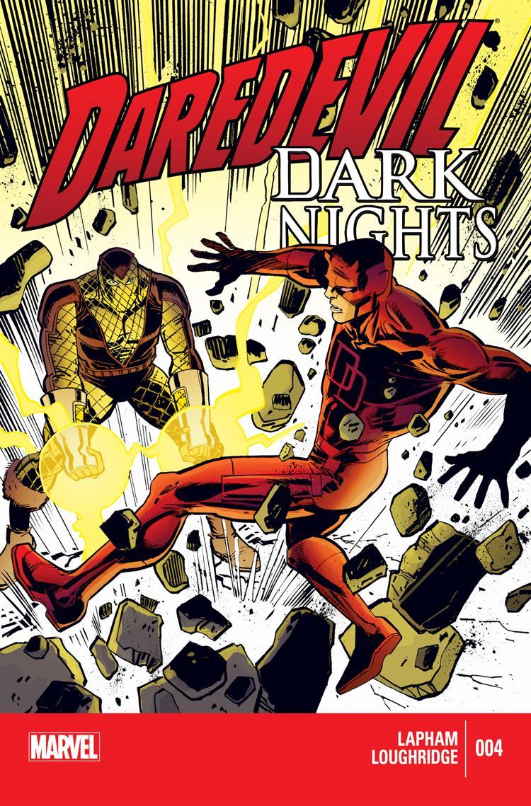 Daredevil: Dark Nights (2013) #4