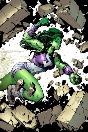 She-Hulk (2014) #1 (Stegman Variant)