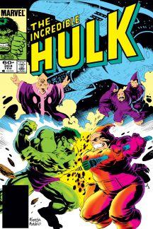 Incredible Hulk #304