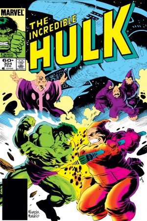 Incredible Hulk (1962) #304