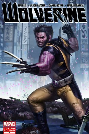 WOLVERINE: CUSTOM FOX INFINITE COMIC 1 #1