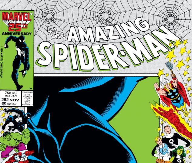 Amazing Spider-Man (1963) #282 Cover