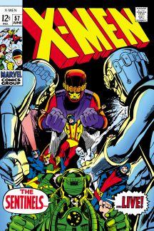 Uncanny X-Men #57